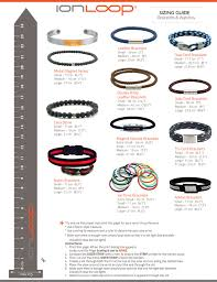 silicone bracelet size images Sizing guide size your bracelets to match your wrist jpg