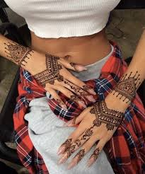 art beautiful beauty fashion grunge hands henna hipster