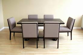 Dining Table Set Modern Brucallcom - Designer table and chairs