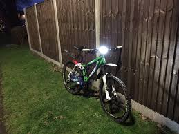 cycling at best bike lights led bike lights