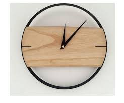 wood wall clock creative brief style wooden wall clock on