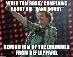 Def Meme - def leppard drummer imgflip