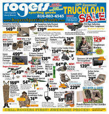 Rogers Goosebuster Blind 16th Annual Truckload Sale By Rogers Sporting Goods Issuu