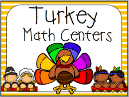 thanksgiving math centers by julie hespe teachers pay teachers