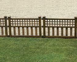 decorative garden border fencing jbeedesigns outdoor gorgeous