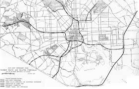 Illinois Toll Plaza Map by Baltimore Early Expressway Planning