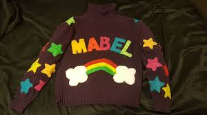 light up sweater mabel pines light up sweater 9 steps with pictures