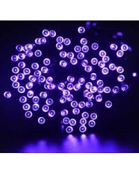 sweet deal on qedertek string lights 200 led solar