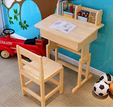 non free shipping factory direct children kids wooden study table