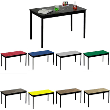 Standing Height Table by Correll Standing Height Lab Table 30