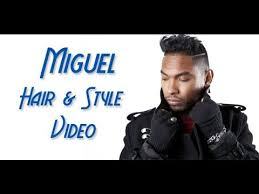 conk hair styles black men how to do your hair like miguel youtube