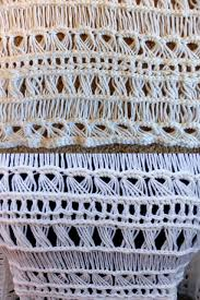 broomstick crochet fancy broomstick lace stitch make my day creative