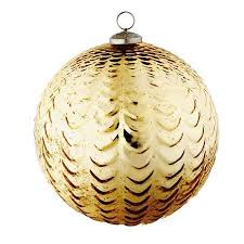 buy midwest cbk large green kugel ornament in