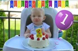 baby u0027s first birthday cake healthy ideas for kids