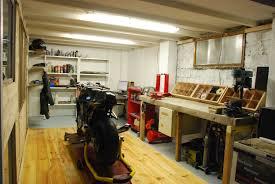 amenagement garage auto déco pour garage moto