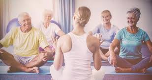 Armchair Yoga For Seniors Yoga Is A Great Way For Any Senior To Stay In Shape U2013 Healthmax360