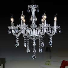 Dining Room Fixtures Contemporary by Aliexpress Com Buy Crystal Large Chandeliers Contemporary