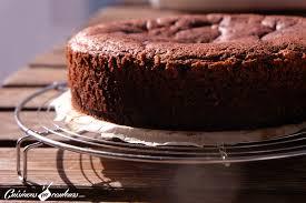 recette cuisine gateau chocolat gâteau au chocolat à tomber sans beurre et sans sucre