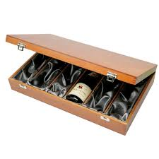 Wine Gift Boxes Luxury Gift Box 6 Bottles D U0026d Wine