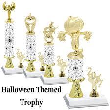 halloween theme trophy