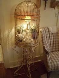 How To Decorate A Birdcage Home Decor Using Bird Cages For Decor 46 Beautiful Ideas Digsdigs Sewing
