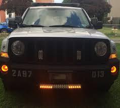 2010 jeep patriot ff emt pov closed elightbars