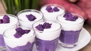 cuisine en violet ว ธ ทำ เมน ตะโก ม นม วง เมน ส ม วง ท ใคร ๆ เห นก ต อง