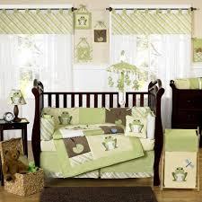 nursery decorating foxy ideas for baby themes boy girls bedding