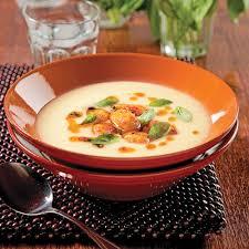 poireaux cuisine crème de poireaux et gnocchis recettes cuisine et nutrition