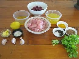 ingr馘ients cuisine algerian food