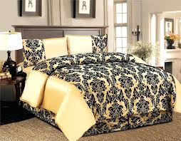 Luxury Bedspreads Duvet Covers Luxury Bedding 4 Pcs Duvet Cover Damask Quilted
