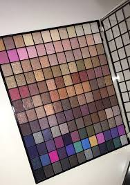 makeup revolution 144 ultimate eyeshadow palette collection 2017