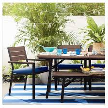 Turquoise Patio Furniture Mantega 2pk Faux Wood Patio Dining Chairs Project 62 Target