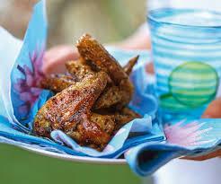 cuisiner le poulet ailes de poulet croustillantes recette gourmand