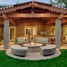 love this outdoor setup outdoor kitchen tucson arizona design