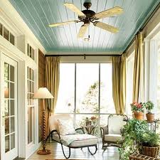 Benjamin Moore Palladian Blue Bathroom Southern U201chaint Blue U201d Porch Ceiling Spiral Macaroni