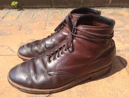 best leather motorcycle boots the best f king boots money can buy part 4 u2013 alden indy 405 denimhq