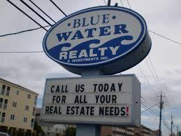 blue water realty u0026 investments inc real estate in pleasure island nc