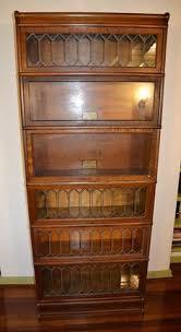Globe Wernicke Bookcase 299 Antique Globe Wernicke Oak Barrister Bookcase Barrister Bookcase
