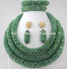 handmade necklace with beads images African handmade beads jewelry sets african jewelry beads wedding jpg