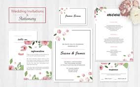 Wedding Invitations Information Wedding Invitations U0026 Stationery Pages Edition On The Mac App Store
