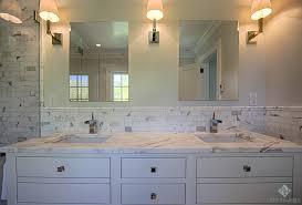 bed bath amazing bathroom vanity with calacatta marble vanity