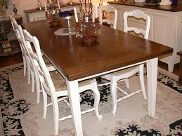 stunning french provincial dining table french accent french