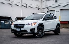 subaru lifted subaru crosstrek lifted enkei package vip auto accessories