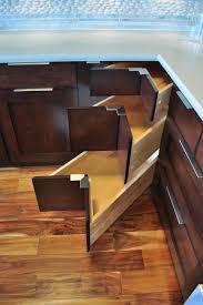 alternatives to kitchen corner cabinets