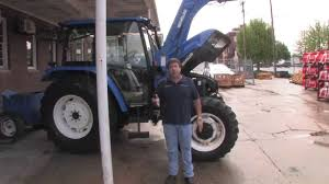 turning up the fuel on a diesel turbo charged tractor new holland