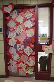 Valentine S Day Door Decorations For Preschool by Backyards Images About Valentine Decorations Front