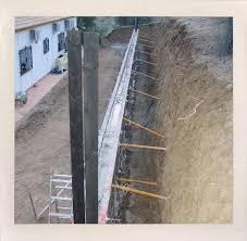 concrete wall reinforced concrete walls lt construction vélez málaga spain