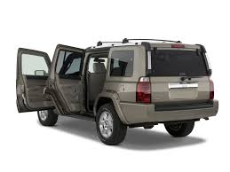 jeep commander inside 2007 jeep commander reviews and rating motor trend
