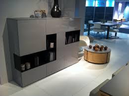biblioth ue bureau design bibliothque laque design meuble de rangement design u modulable